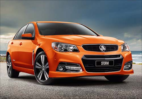 Holden Commodore SV6 Storm