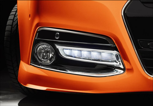 Holden Commodore SV6 Storm Fog Lamps
