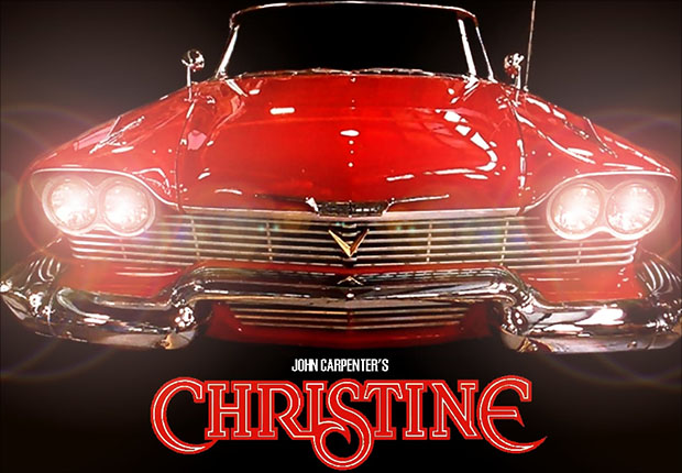 Christine Red Plymouth Fury