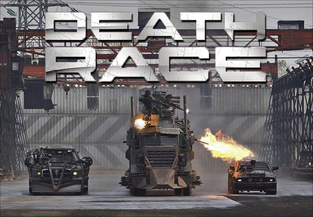 Death Race Movie Cars