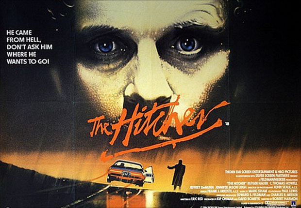 Hitcher Movie Poster
