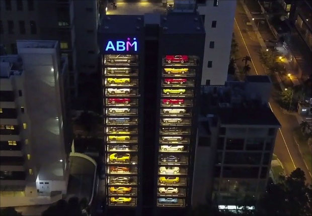 AMB Car Vending Machine