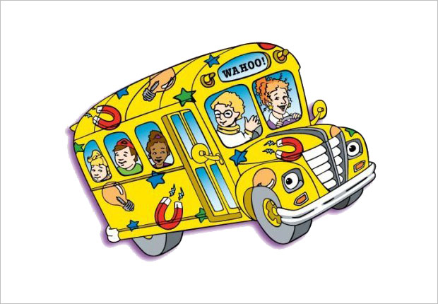 The Magic Schoolbus